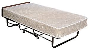 Portable Folding Bed Metal Frame Hotel Extra Folding Single Bed Metal Frames Folding