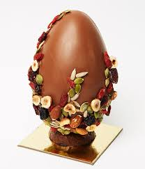 fruit and nut easter eggs easter chocolate gift guide gourmet traveller