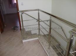 Preferidos Guarda Corpo Aço Inox - Corrimãos, Escada, Guarda Corpo - Arte  @NV19