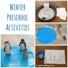 learning activities for preschool