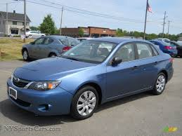 subaru sedan 2010 2008 subaru impreza 2 5i sedan in newport blue pearl 520784