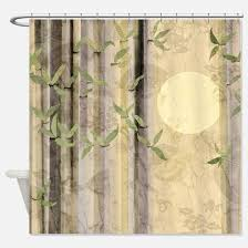 Neutral Shower Curtains Bamboo Shower Curtains Cafepress