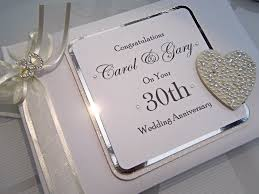 30 wedding anniversary 30th wedding anniversary guest book