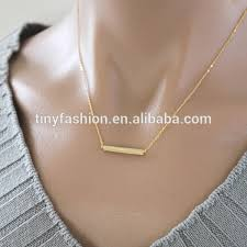 silver gold chain necklace images Minimalist personalized jewelry thin gold chain necklace designs jpg