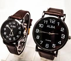 Jam Tangan Alba Pasangan 20 jam tangan paling keren dan romantis style remaja