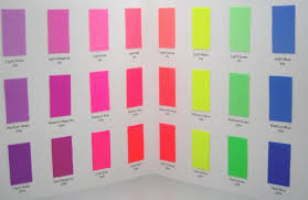 trending color palettes good lookbookyou are neon colors still trending intended for neon