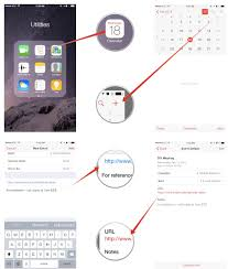 how to invite people to google calendar how to use notes and links in calendar for iphone and ipad imore