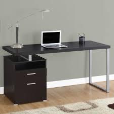 desks classy remarkable brown laminate floor and brown rug plus