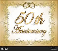 50 year wedding anniversary 50th wedding anniversary invitation image cg2p611411c