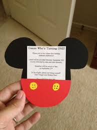 best photos of diy mickey mouse birthday invitations diy mickey