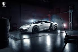lykan hypersport is the arab world u0027s first supercar costs 3 4
