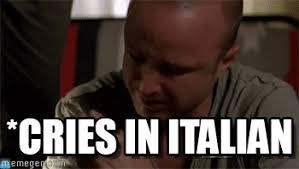Guy Crying Meme - cries in italian crying guy meme on memegen