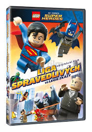 lego movie justice league vs lego justice league vs legion of doom dvd