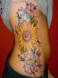 Tattoo Ideas For The Back Of Your Neck 101 Beautiful Floral Tattoos Designs That Will Blow Your Mind