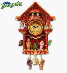 bradford exchange home decor muppet stuff bradford exchange muppet show clock muppets