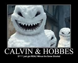 Snowman Meme - calvin and hobbes doctor who meme by shadowbane2009 on deviantart