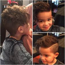 Toddler Boy Haircuts For Curly Hair Little Boy Hairstyles 50 Trendy And Cute Toddler Boy Kids