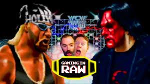 Halloween Havoc 1995 Osw by Steve And Larson Play Wcw Nwo Revenge Youtube