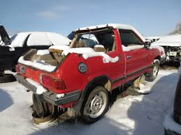 1993 subaru brat for sale junkyard find 1986 subaru brat sawzall style the truth about cars