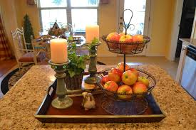 how to decorate your kitchen island kristen s creations kitchen island vignette