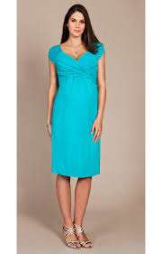 riviera maternity dress peacock blue maternity wedding dresses