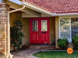 red double front doors home decor xshare us