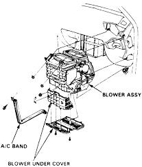 repair guides heater blower motor autozone com