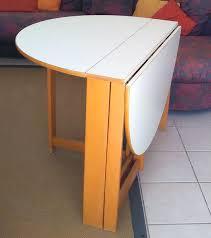 table ronde pliante cuisine table ronde rabattable table pliante ronde 80121 en 152 cm table