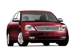 ford crossover 2007 2007 ford five hundred review gallery top speed
