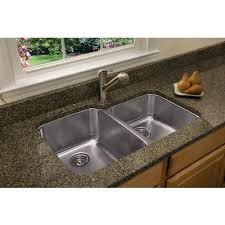 Blanco Stainless Steel Undermount Kitchen Sink SOP Home - Blanco kitchen sinks canada