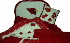 arizona cardinals baby nursery bedding and gear