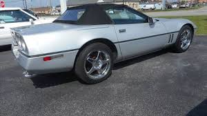 1987 corvette zr1 1987 chevrolet corvette for sale carsforsale com