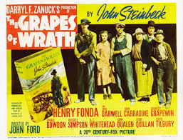 how to write a reaction paper to a film the grapes of wrath