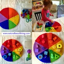 teaching toddlers shapes through play natural beach living