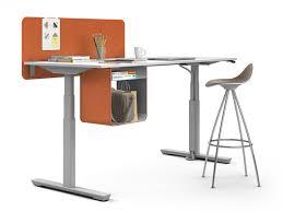 bureau ectrique individuel icario avec réglage en hauteur électrique