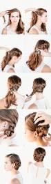 17 quick and easy diy hairstyle tutorials all for fashion design