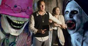 Conjuring Halloween Costumes James Wan Offers Updates Conjuring 3 Crooked Man U0026