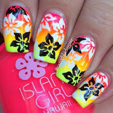 395 best tropical images on pinterest tropical nail stamping