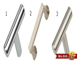 how to clean stainless steel kitchen handles chrome vs brushed nickel vs stainless steel kitchen hardware