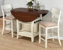 Dining Sets For Small Spaces by Home Design Drop Leaf Dining Table For Small Spaces Is Also A