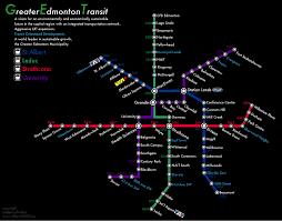 Ttc Subway Map Edmonton Subway Map My Blog