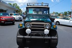 1971 toyota land cruiser fj40 lee f slaughter fine cars since