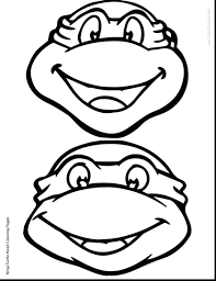 ninja turtles coloring pages nickelodeon teenage mutant turtle