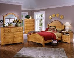 bedroom bedroom decorating pine furniture trendy inspiration ideas