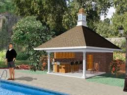pool house plan pool house plans and cabana plans the garage plan shop