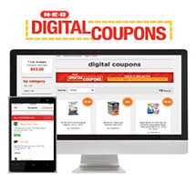 digital grocery coupons car wash voucher
