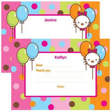 hello kitty invitation card template invitations online