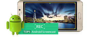 android screencast 5 great android screencasts to record your screen activity