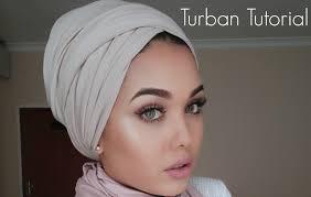 download video tutorial hijab turban turban tutorial youtube