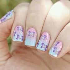 16 butterfly nail designs for the season butterfly nail designs